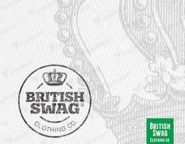 #33 untuk British Swag clothing co oleh avtoringUK