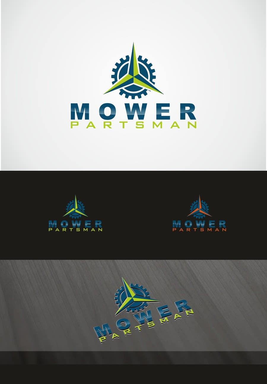 Bài tham dự cuộc thi #                                        93                                      cho                                         Design a Logo for Online Parts Store
