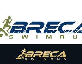 Nro 138 kilpailuun Design a Logo for Breca Swimrun käyttäjältä cbarberiu