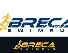 #141 untuk Design a Logo for Breca Swimrun oleh cbarberiu