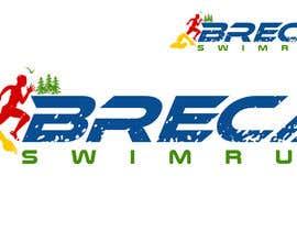 Nro 154 kilpailuun Design a Logo for Breca Swimrun käyttäjältä cbarberiu