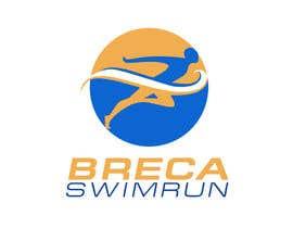 #254 para Design a Logo for Breca Swimrun por mazila