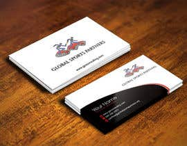 #46 cho Design some Stationery for Sports Company bởi IllusionG
