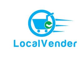 "#65 para Design a Logo for ""LocalVenedr"" por GraphicHimani"