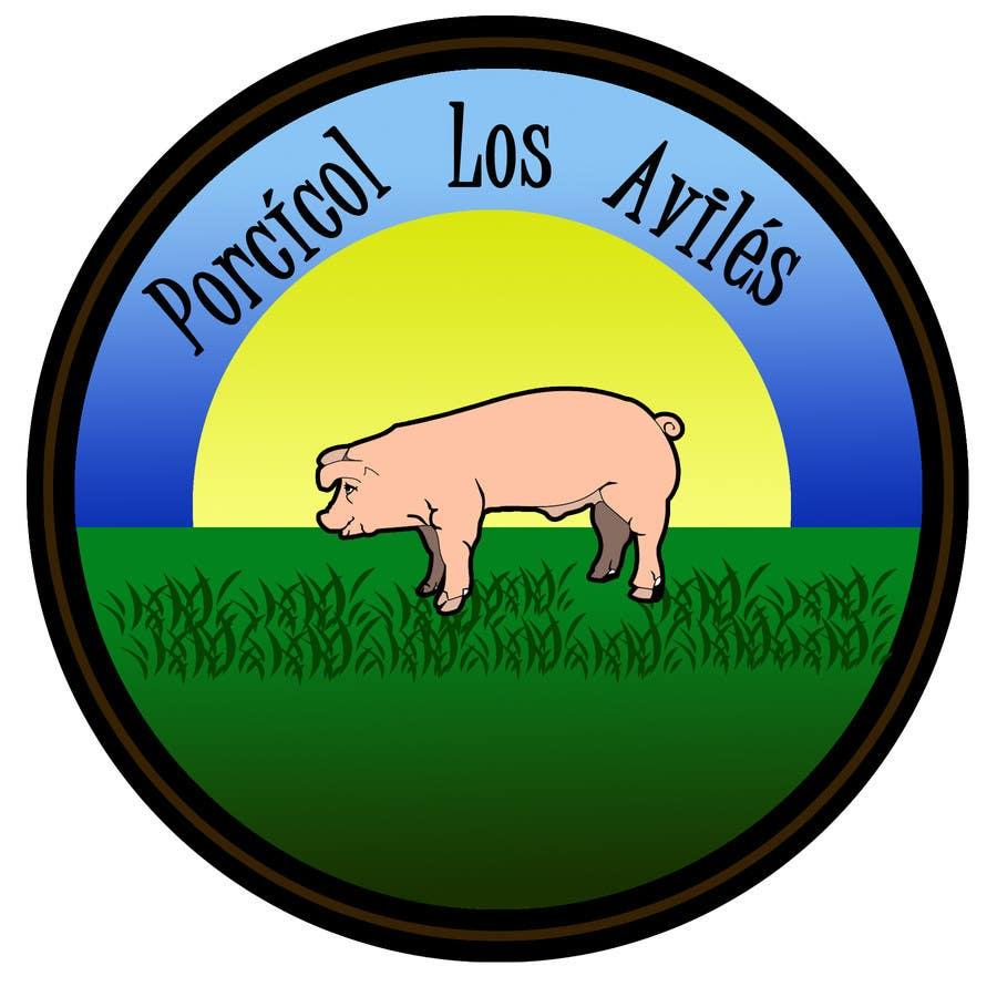 Inscrição nº                                         14                                      do Concurso para                                         Develop Corporative image for Granja Los Aviles
