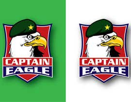 #29 for Design a Logo for CAPTAIN EAGLE af temoorskhan