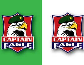 #36 for Design a Logo for CAPTAIN EAGLE af temoorskhan