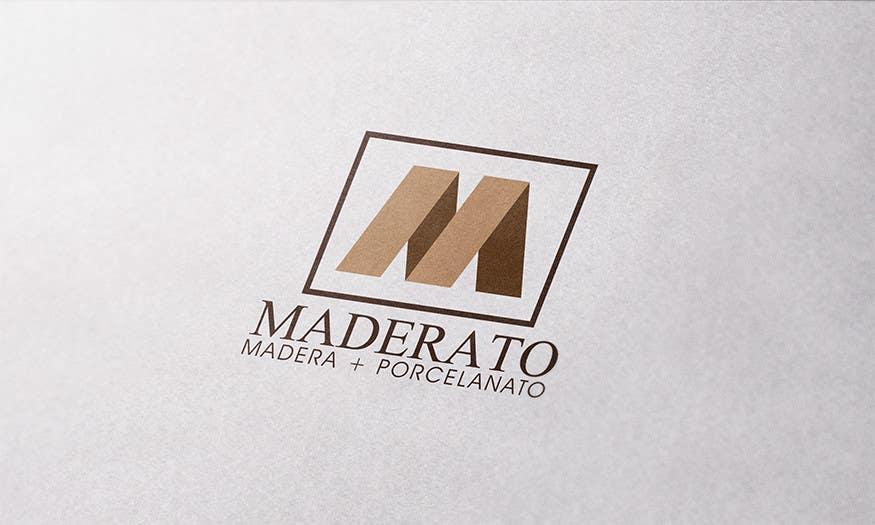 Penyertaan Peraduan #24 untuk Design a Logo for MADERATO