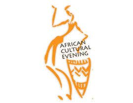 "#19 for Design a Logo for the ""African Cultural evening NY"" by rumyanamileva"