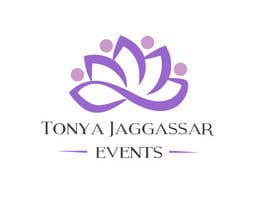 #138 for Design a Logo for Tonya Jaggassar Events by nat385