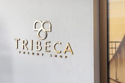 #4 untuk Design a Logo for TRIBECA Trendy shop oleh deztinyawaits