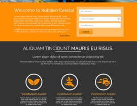 #11 cho Design a Website Mockup for a rubbish removal aggregation website bởi aryamaity