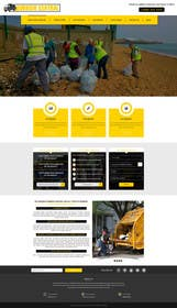 #10 cho Design a Website Mockup for a rubbish removal aggregation website bởi logodesire