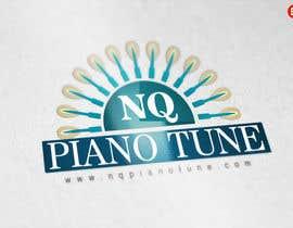 #13 para Design a Logo for NQ PIANO TUNE por sadekahmed