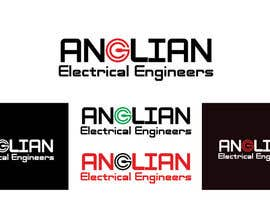 #9 untuk Design a Logo for Anglia Electrical Engineers oleh logoghost