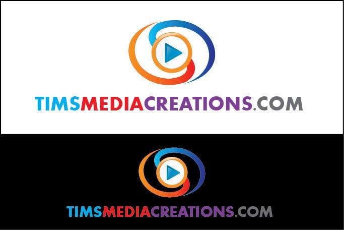 Penyertaan Peraduan #21 untuk Design a Logo for Tim's Media Creations