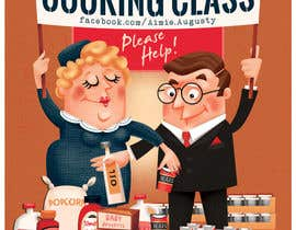 #17 para Design a Flyer for a Cooking Class por amprodzz