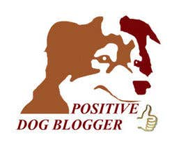 Netclickshop tarafından Design a Logo for Positive Dog Blogger için no 28