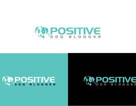 #12 for Design a Logo for Positive Dog Blogger by AhmedAmoun