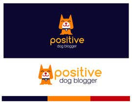 #16 for Design a Logo for Positive Dog Blogger by lindavector