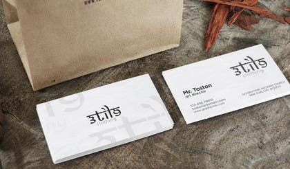 #8 for Design a Business Card af freelancingvs