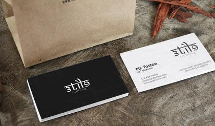 #9 for Design a Business Card af freelancingvs