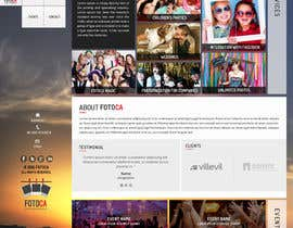 #15 for Template Wordpress for Photography Services / Template para wordpress para aluguel de cabine fotográfica af seguro