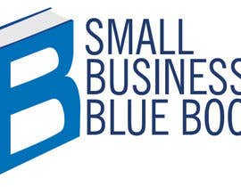 #10 para Design a Logo for Small Business Blue Book por brissiaboyd
