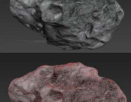 #1 cho Create Four 3D Asteroid Models bởi Fgny85