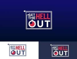 Attebasile tarafından Design a Logo for an escape game named 'Get The Hell Out' için no 8