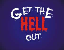 lahirusenarathne tarafından Design a Logo for an escape game named 'Get The Hell Out' için no 20