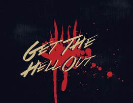 MagdalenaJan tarafından Design a Logo for an escape game named 'Get The Hell Out' için no 15