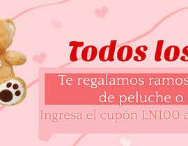 #20 for Diseñar un banner for paginas web by ancadc