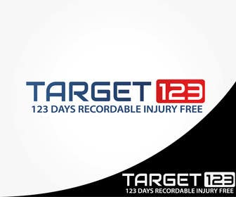 #20 for Design a Logo for Target 123 af alikarovaliya