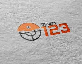 #44 for Design a Logo for Target 123 af eddesignswork