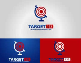 #31 for Design a Logo for Target 123 af aliesgraphics40
