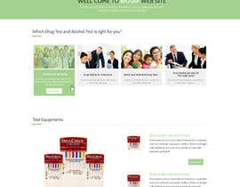 #10 for Design a Website Mockup for BioTap Medical a drug testing and clinical services company. by SadunKodagoda