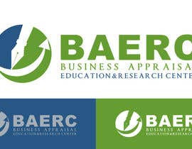 #71 untuk Design a Logo for the Business Appraisal Education & Research Center oleh cbarberiu