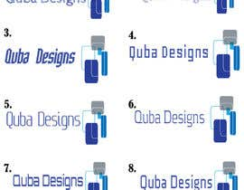 #268 cho Design a Logo for Quba Designs bởi tlee0708