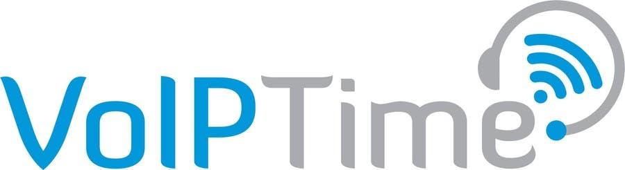 Penyertaan Peraduan #137 untuk Design a Logo for VoIPTime