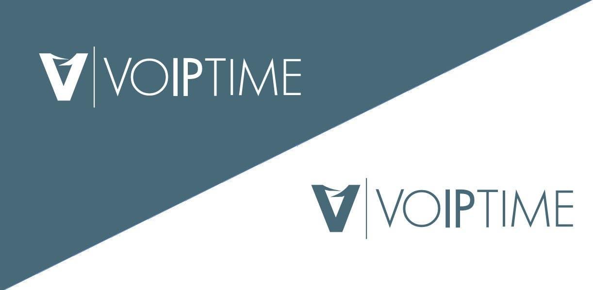 Penyertaan Peraduan #119 untuk Design a Logo for VoIPTime