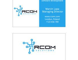 #25 for Develop a Corporate Identity for RCOM by nole1