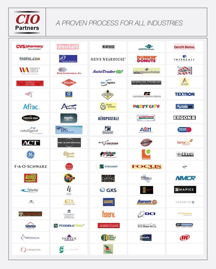 Kilpailutyö #63 kilpailussa Redesign a Professional One-Page Flyer/Brochure