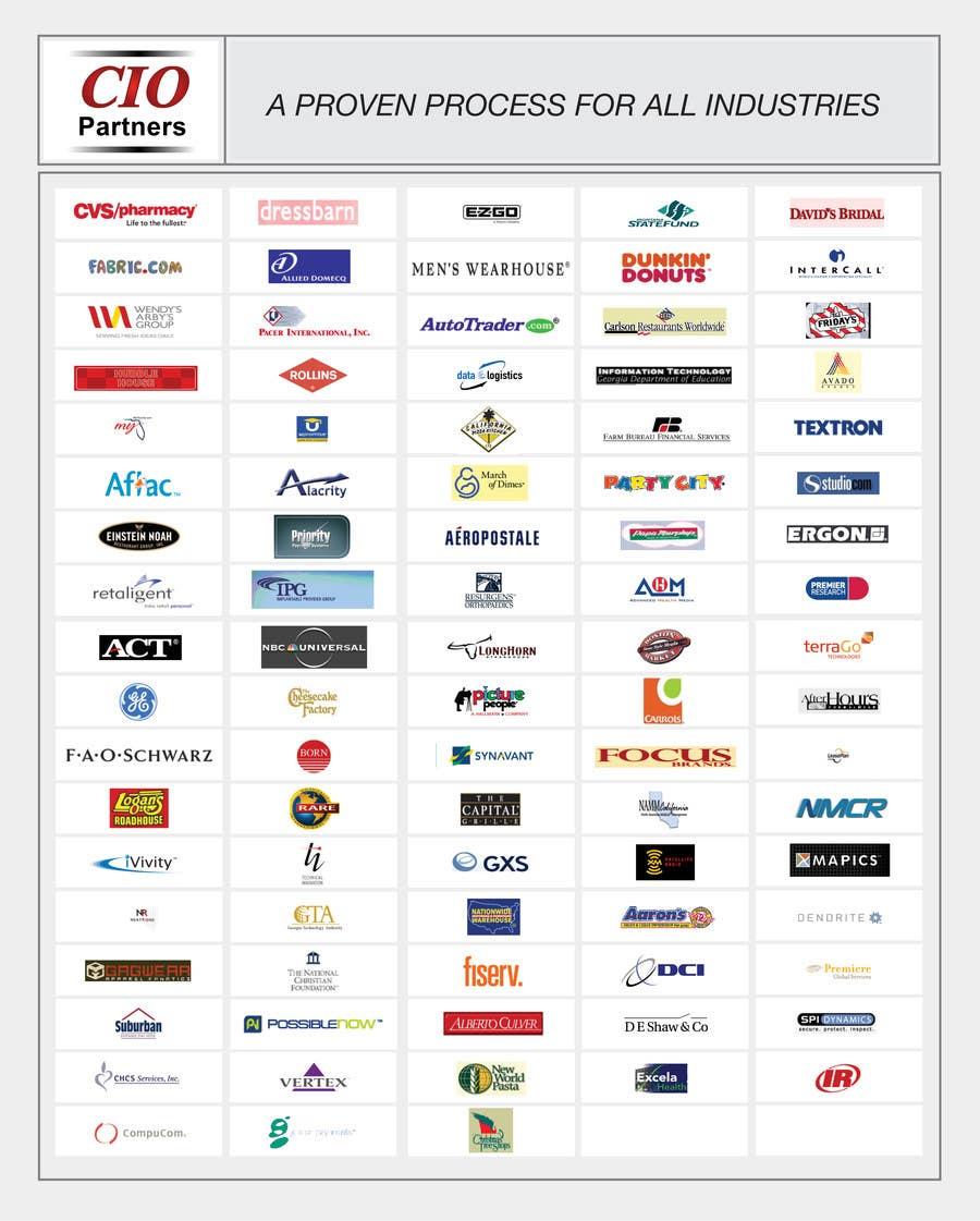 Kilpailutyö #65 kilpailussa Redesign a Professional One-Page Flyer/Brochure