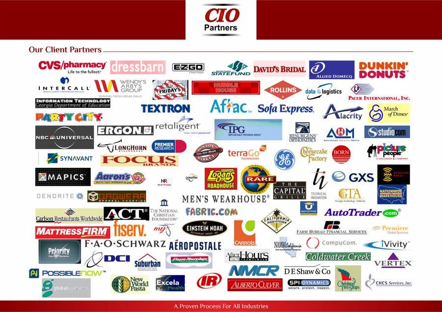 Kilpailutyö #45 kilpailussa Redesign a Professional One-Page Flyer/Brochure