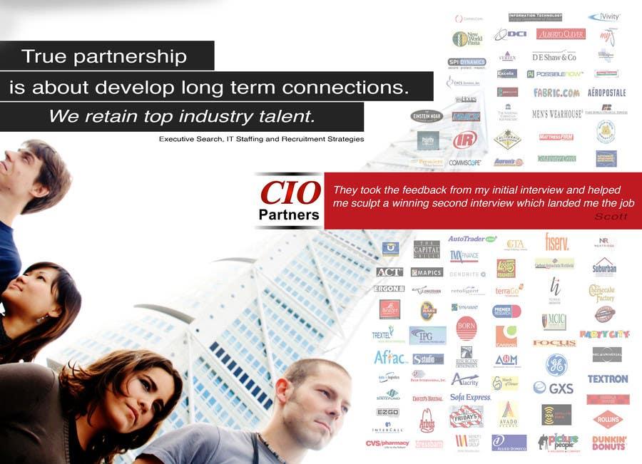 Kilpailutyö #4 kilpailussa Redesign a Professional One-Page Flyer/Brochure