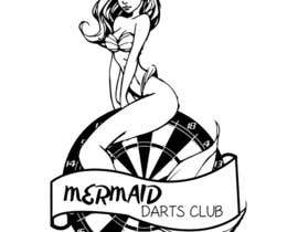 #23 cho Design a Logo for MERMAID DART CLUB bởi rijulg