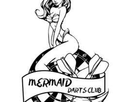 #26 cho Design a Logo for MERMAID DART CLUB bởi rijulg