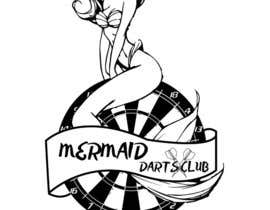 #27 cho Design a Logo for MERMAID DART CLUB bởi rijulg