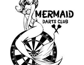 #31 for Design a Logo for MERMAID DART CLUB af rijulg